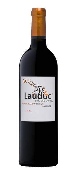 Château Lauduc - prestige - Rouge - 2018