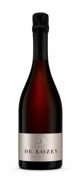 CHAMPAGNE DE LOZEY - brut - Rosé