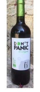 Don't Panic It's Organic Cuvée 2018