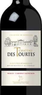 Château des Tourtes Cuvée Classique Rouge 2015