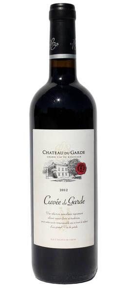 Chateau du Garde - cuvée - Rouge - 2012
