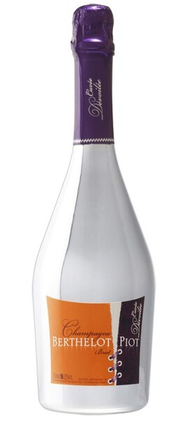 CHAMPAGNE BERTHELOT-PIOT - la cuvée dévoilée - Blanc