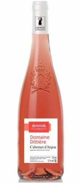 Domaine Dittière - demi-sec - Rosé