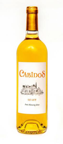 Domaine Viticole du Château de Cabidos - le luy petit manseng doux - Liquoreux - 2016