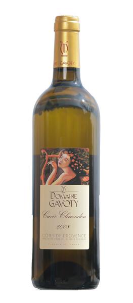 Domaine GAVOTY - Clarendon blanc