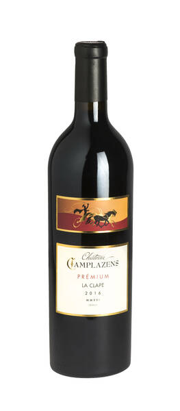 Château Camplazens - premium - Rouge - 2018