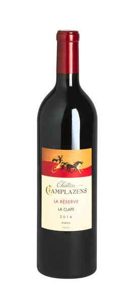 Château Camplazens - reserve - Rouge - 2018