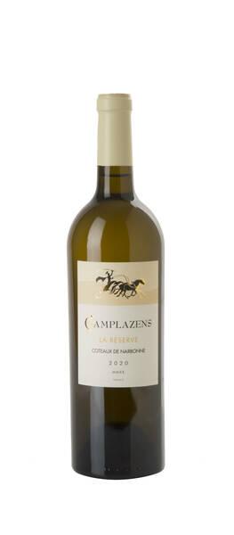 Château Camplazens - reserve - Blanc - 2020