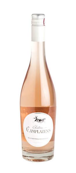 Château Camplazens - rosé - Rosé - 2019