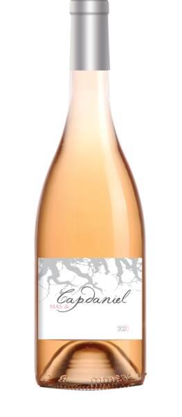 Mas de capdaniel - le rosé - Rosé - 2020