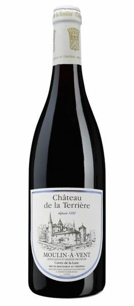 Château de la Terrière - cuvée de  lure - Rouge - 2016