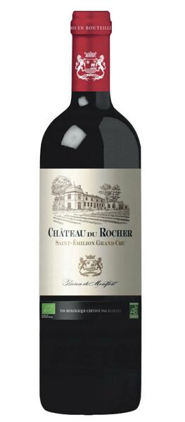 Chateau de Monbadon - du rocher saint emilion grand cru - Rouge - 2015