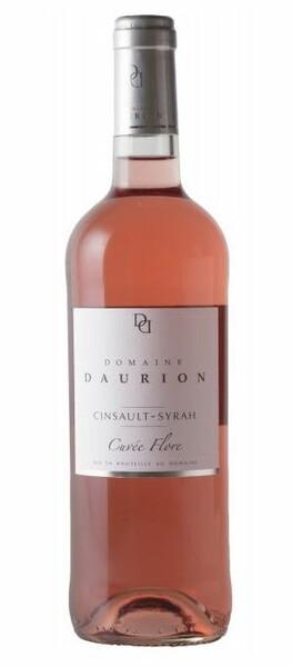 Domaine Daurion - flore - Rosé - 2019