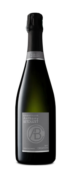 Champagne Anthony BETOUZET - brut création - Pétillant