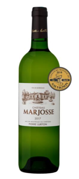 Château Marjosse - marjosse, entre-deux-mers - Blanc - 2017