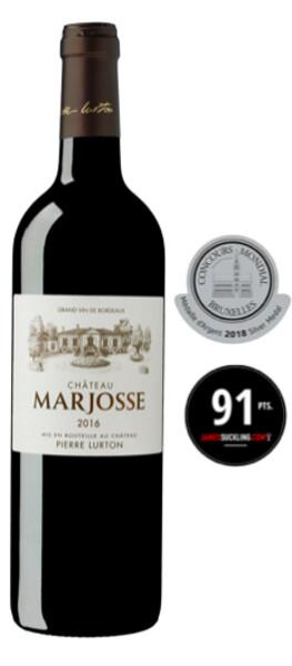 Château Marjosse - marjosse, bordeaux - Rouge - 2018