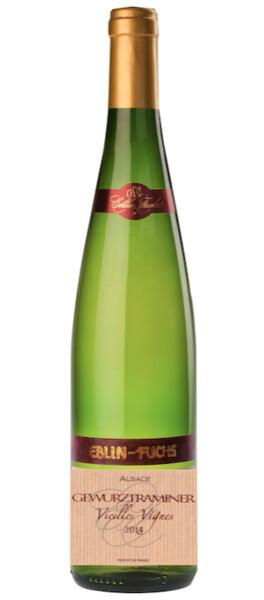 Domaine Eblin-Fuchs - gewurztraminer vielles vignes 2014 - Blanc - 2013