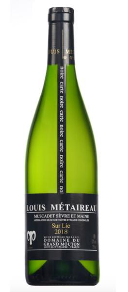 Domaine Louis Métaireau Grand Mouton - carte noire - Blanc - 2018