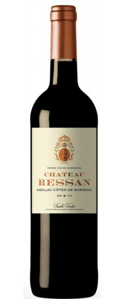 Château Bessan - château bessan - Rouge - 2019