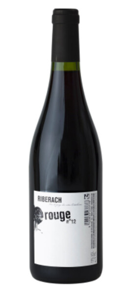 Riberach  - n°18 - Rouge - 2018