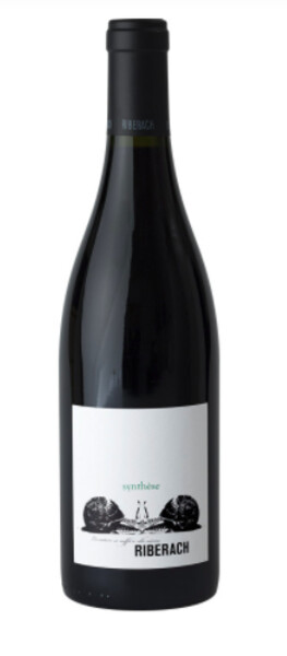 Riberach  - synthèse - Rouge - 2015