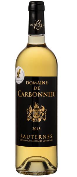 Domaine de Carbonnieu - domaine de carbonnieu - Liquoreux - 2015