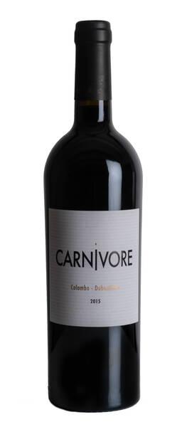 Laure Colombo et Jean-Jacques Dubourdieu - carnivore - cornas-graves - Rouge - 2018