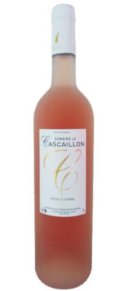 Domaine le Cascaillon - Côtes du Rhône rosé