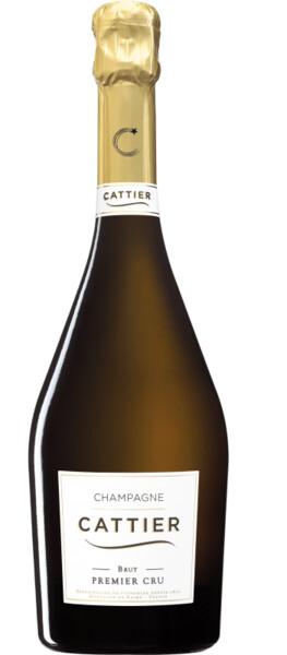 Champagne CATTIER - brut premier cru - Blanc
