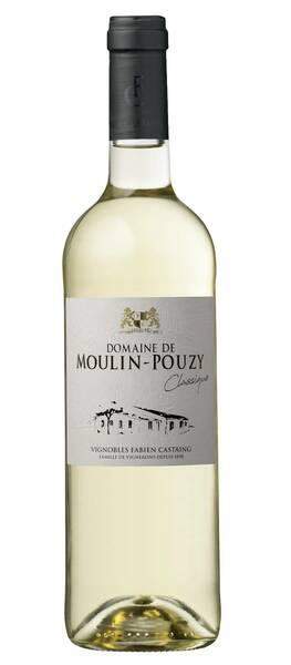DOMAINE DE MOULIN-POUZY - classique - Liquoreux - 2020
