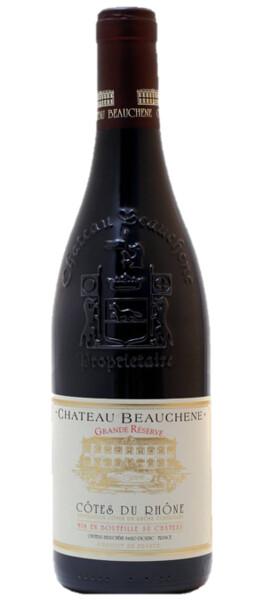 Château Beauchêne  - grande réserve - Rouge - 2019