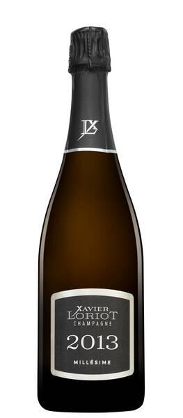 Champagne Xavier Loriot  - brut millésimé - Pétillant - 2013