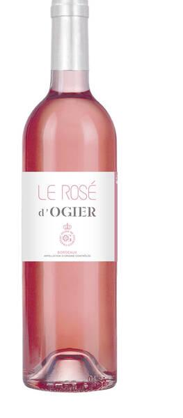 Château Ogier de Gourgue - le  d'ogier - Rosé - 2018