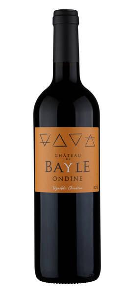 Château de Bayle - cuvée ondine - Rouge - 2018
