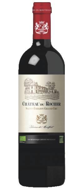 Château du Rocher - château du rocher - Rouge - 2012