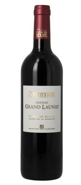 CHATEAU GRAND LAUNAY - PIERRE HENRI COSYNS  - château grand launay - Rouge - 2018
