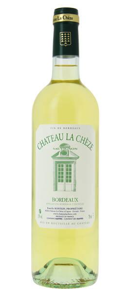 Château La Chèze - château la chèze - Blanc - 2018