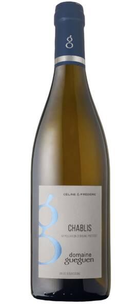 Domaine Celine et Fréderic Gueguen - chablis - Blanc - 2020