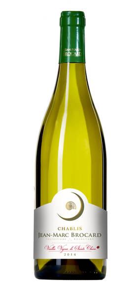 Jean-Marc Brocard - Domaine   - Les Vieilles Vignes de Sainte Claire BIO - Blanc - 2018