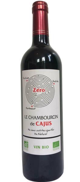 Château Cajus - le chambourcin vin nature - Rouge - 2018