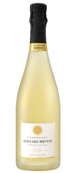 Champagne Bernard Bijotat - de blancs - Blanc