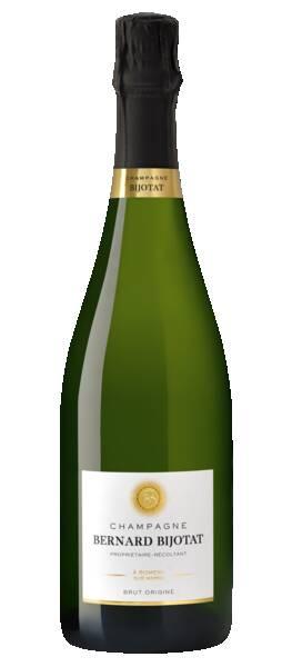 Champagne Bernard Bijotat - brut tradition - Blanc