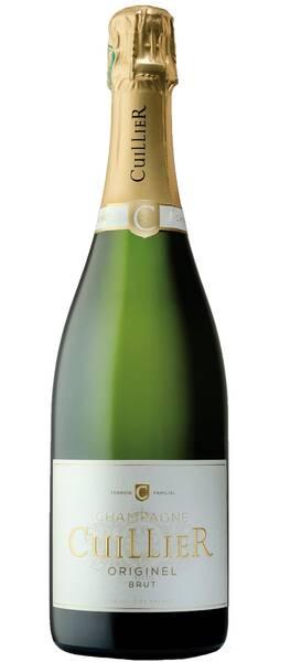 Champagne Cuillier - Originel - Pétillant