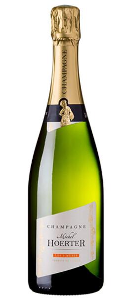 Champagne Michel Hoerter - les 3 muses - Pétillant