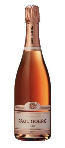Champagne Goerg - paul  - rosé brut - Pétillant