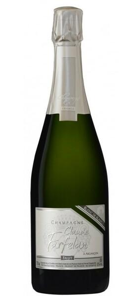 Champagne Claude Farfelan - brut blanc de blanc - Pétillant