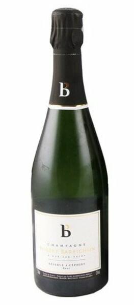 Champagne Barbichon - réserve 4 cépages - Pétillant