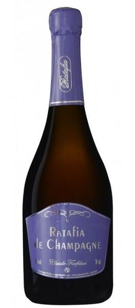 Champagne Claude Farfelan - ratafia de - Liquoreux