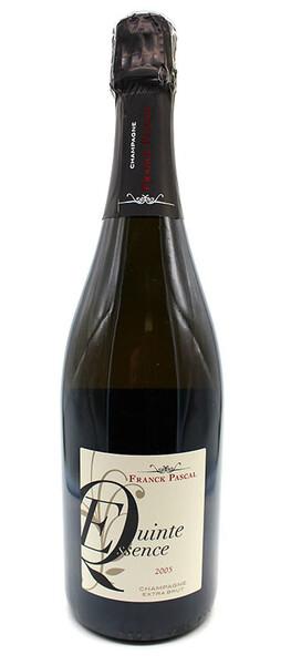 Champagne Franck PASCAL - Quinte-Essence 2005
