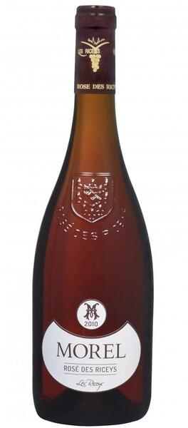 Champagne Morel - des riceys - Rosé - 2017